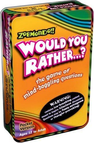 Would You Rather Pocket Version