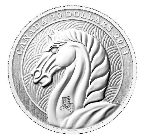 1:2 Oz Fine Silver Coin