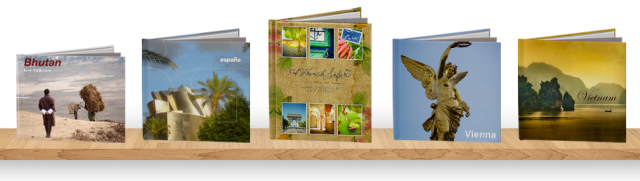 Blurb Travel Books
