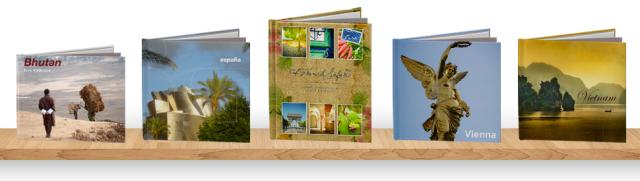 Blurb Travel Books