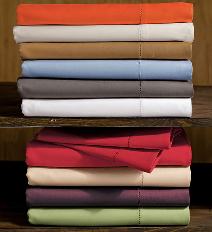 Gaiam Premium Cotton Sheets