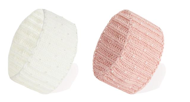Pearl Knit Headband