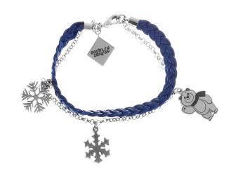 Sochi Polar Bear Bracelet