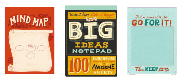 The Big Idea Notepad