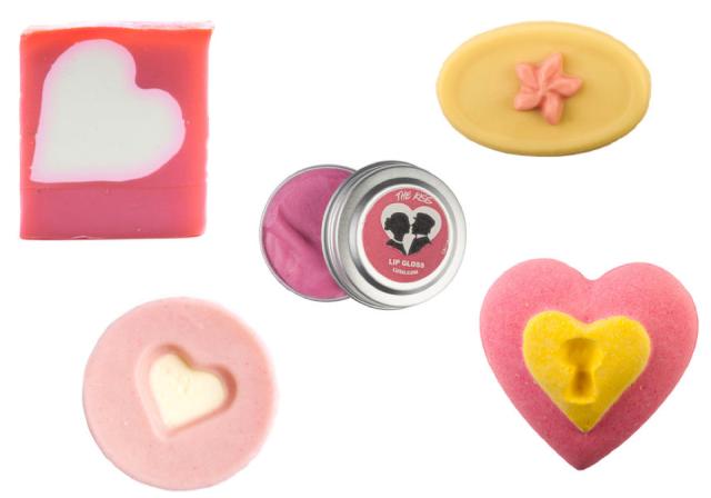 Lush Valentine's Day