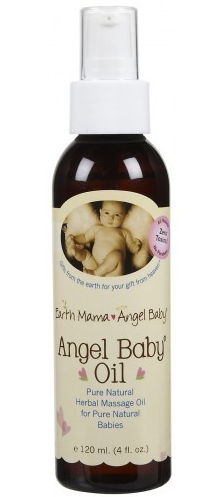 Angel Baby Massage Oil