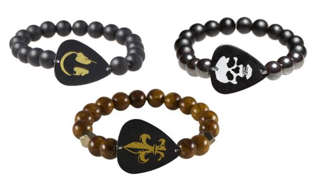 Electric Picks Men's Bracelets