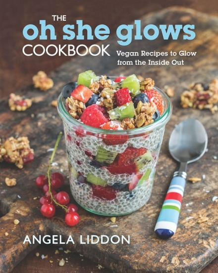 Oh She Glows Cookbook Cover