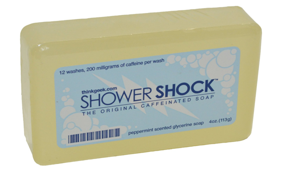 Shower Sock Soap