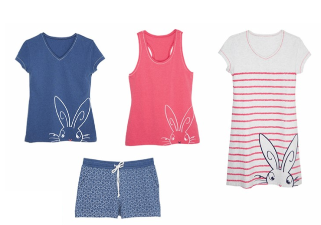 La Vie En Rose Easter Bunny Collection