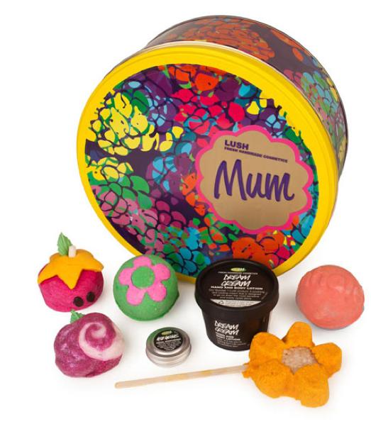 Lush Mum Gift
