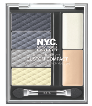 New York Color Individual Eyes Custom Compact
