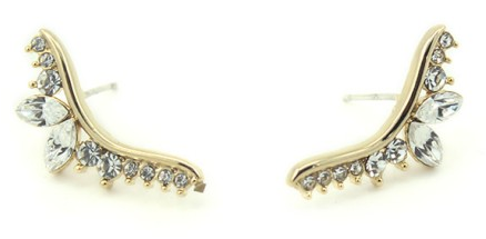Noemi Earrings - $28