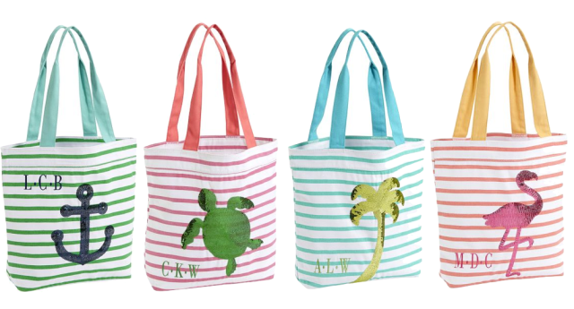 PBteen Sea Breeze Totes