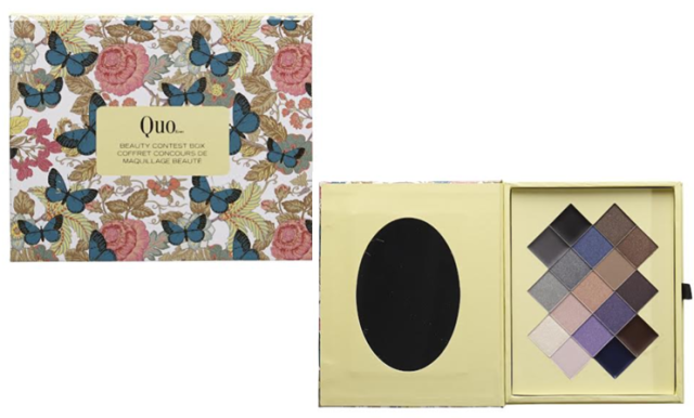 Quo Beauty Contest Box