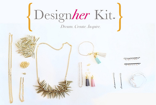 0310b938e5b7c Diy Jewelry Kit