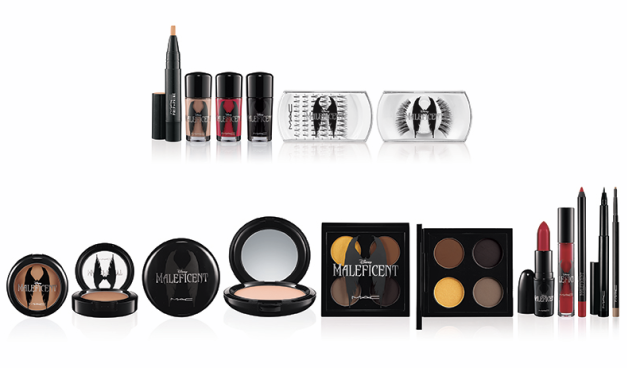Maleficent Collection MAC Cosmetics