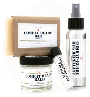 Skincando Combat Ready kit