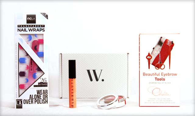 Wantable Beauty Box