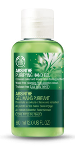 Absinthe Purifying Hand Cleanse Gel