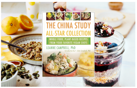 Foodie Fridays China Study All Star Collection
