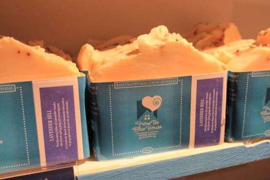 From The Blue House Lavender Soap