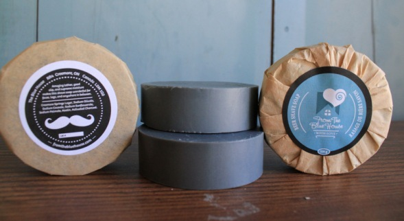 From The Blue House Shave Soap