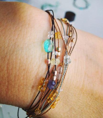 GEM+REMEDY Bracelets
