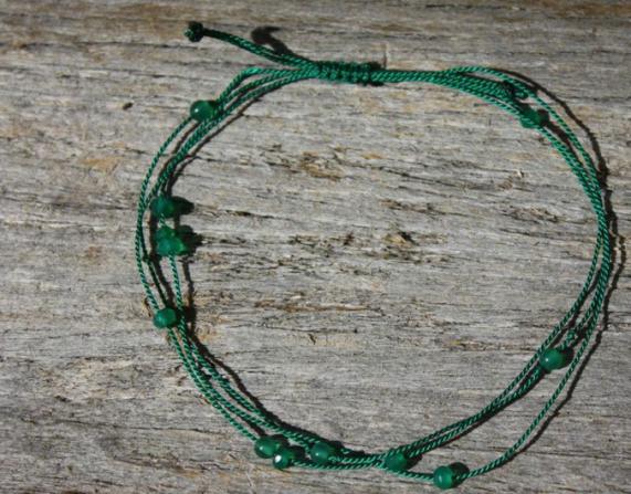 GEM+REMEDY Finances Bracelet