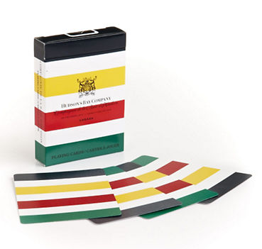 Hudson's Bay Heritage Playing Cards