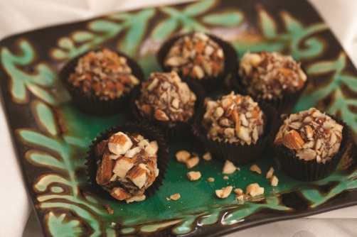 Peanut Butter Fudge Truffles photo