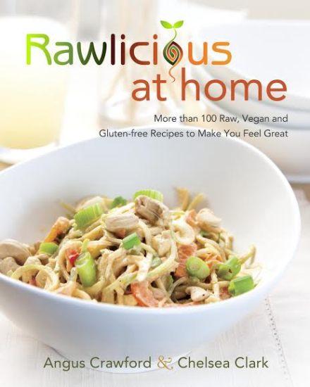 Rawlicious At Home