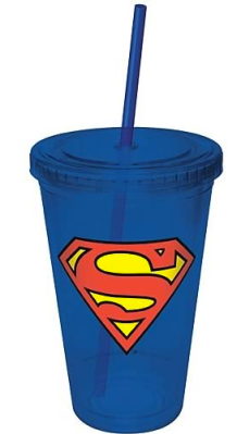Superman Travel Cup