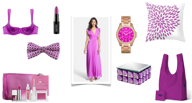 Trend Watch Radiant Orchid