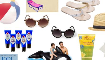 10 for $10 Beach Bag Edition