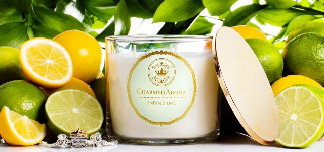 Charmed Aroma Emerald Lime