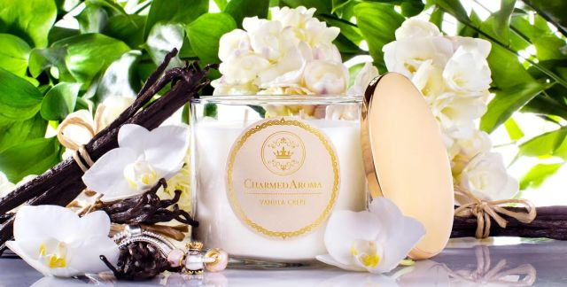 Charmed Aroma Vanilla Crepe