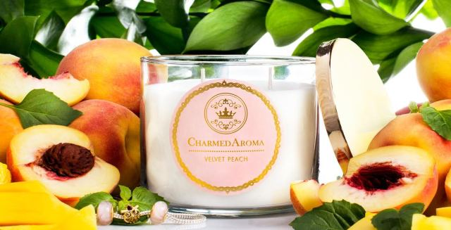 Charmed Aroma Velvet Peach