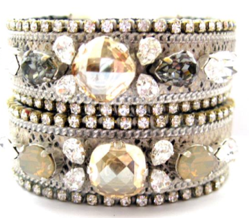 Distinguished Designs Swarovski Crystal Bracelets