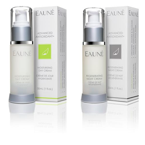 Eaune Day and Night Creams