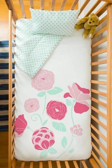Irene roses baby kit