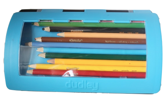 Dudley Load and Lock Pencil Pod