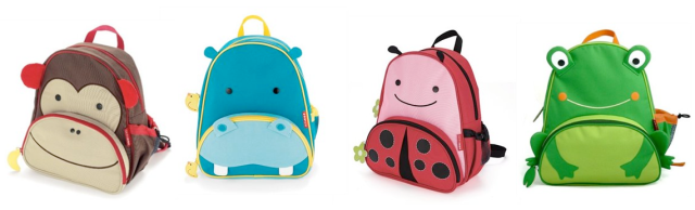 Zoo Backpacks