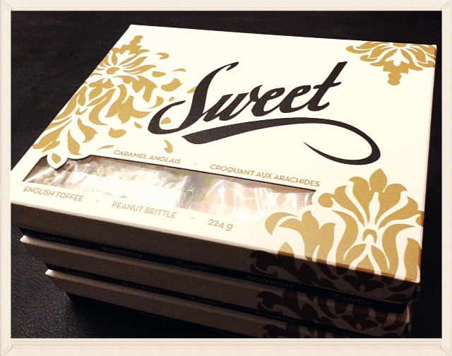 Canada Sweet Shop Gift Box