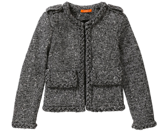 Joe Fresh Braided Tweed Jacket
