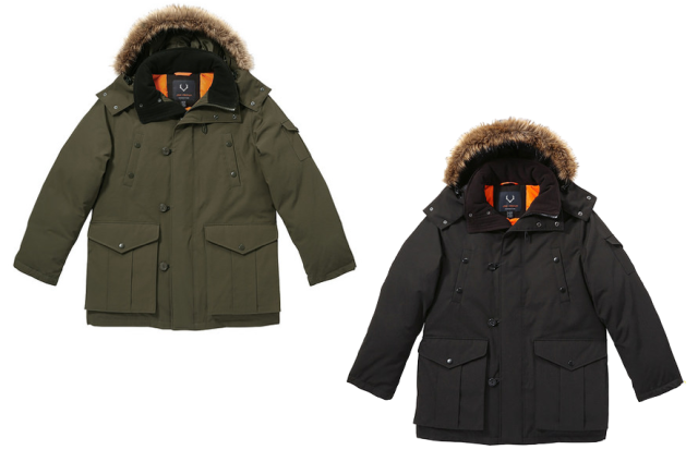Joe Fresh Men's Fresh Expedition Parka
