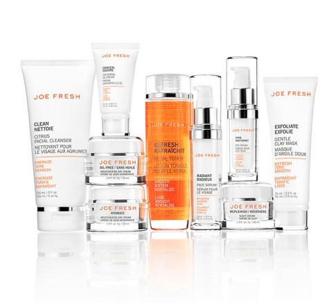 Joe Fresh Skincare