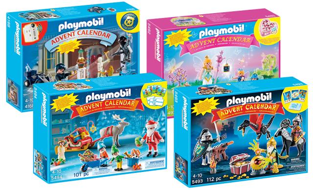 Playmobil Advent Calendars