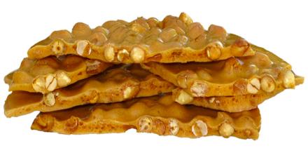 Sweet Classic Peanut Brittle