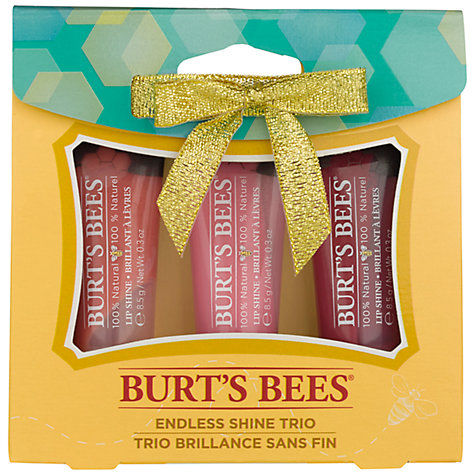 Burt's Bees Endless Shine Trio